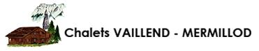 Logo CHALETS VAILLEND MERMILLOD